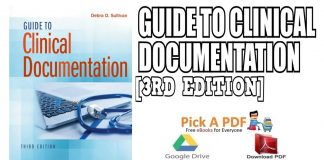 Guide to Clinical Documentation 3rd Edition PDF