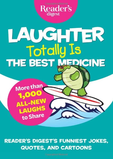 Laughter Totally is the Best Medicine PDF