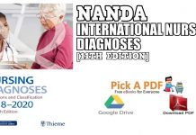 NANDA International Nursing Diagnoses 11th Edition PDF