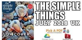 The Simple Things Magazine PDF