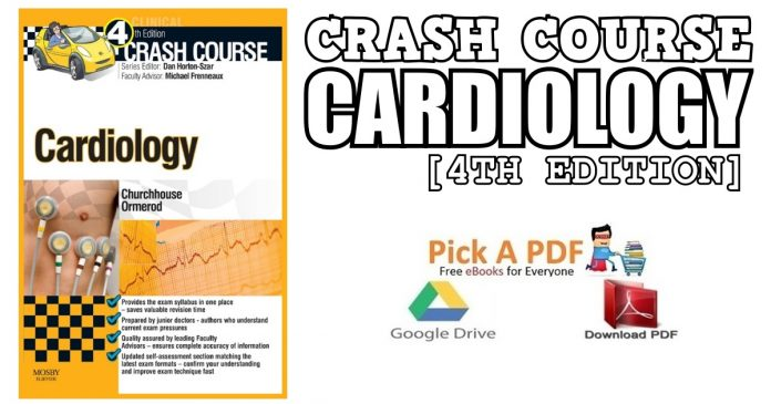 Crash Course Cardiology 4th Edition PDF