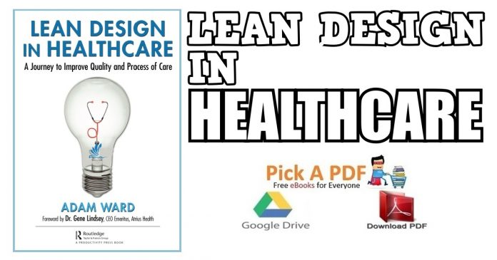 Lean Design in Healthcare PDF