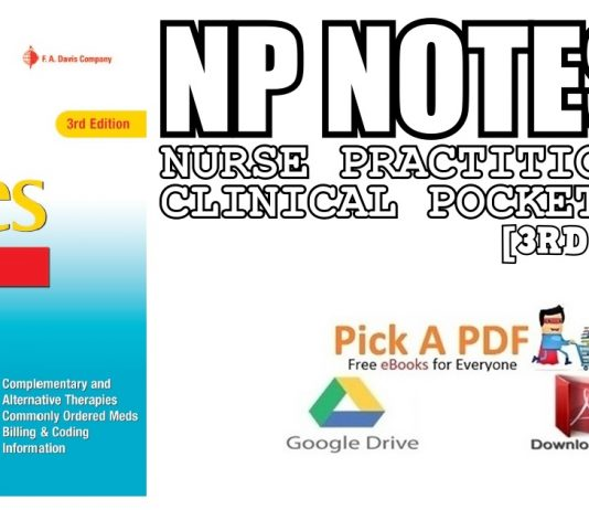 NP Notes: Nurse Practitioner's Clinical Pocket Guide PDF