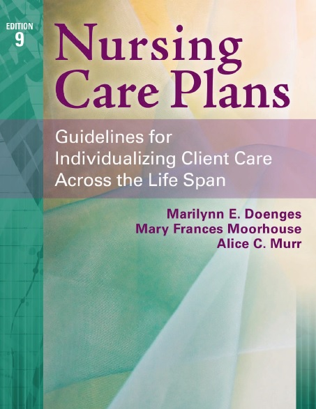 Nursing Care Plans 9th Edition PDF