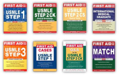 usmle first aid books