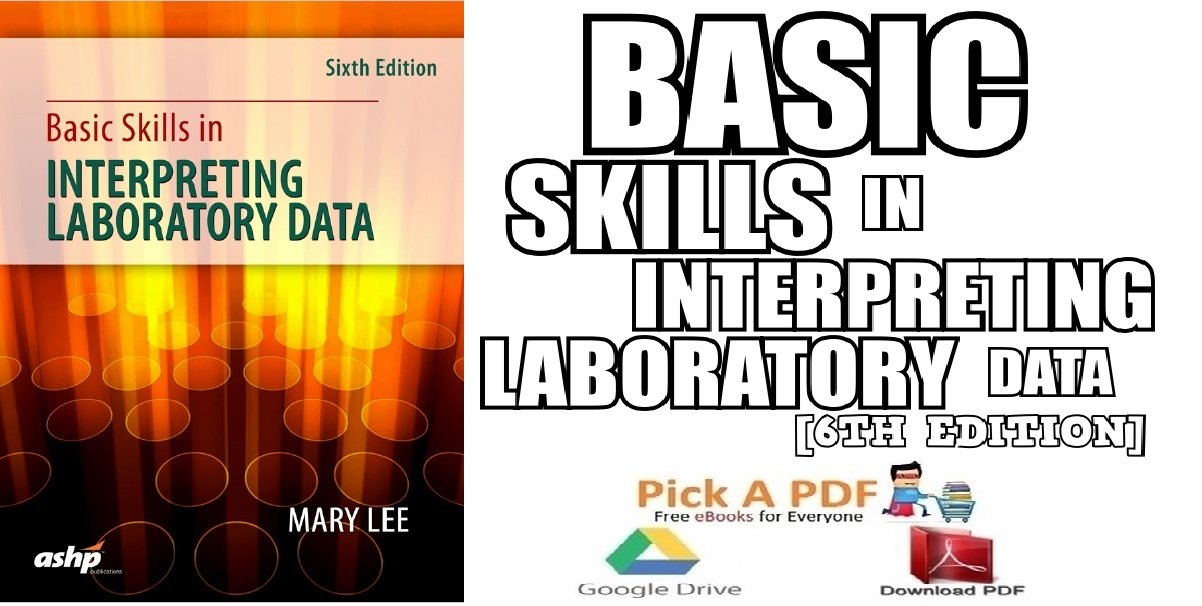 basic skills in interpreting laboratory data free download