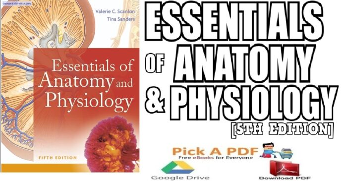 Essentials of Anatomy and Physiology 5th Edition PDF