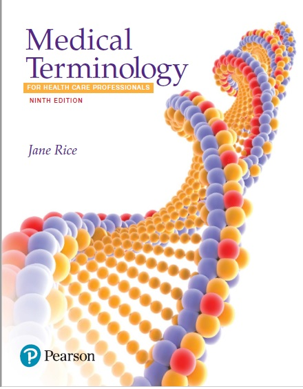 Medical Terminology for Health Care Professionals 9th Edition PDF