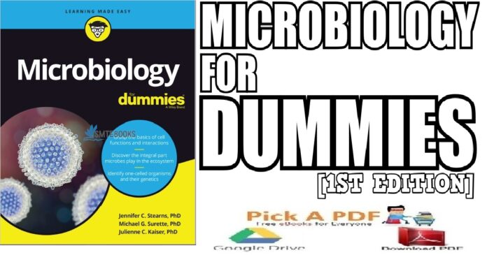 Microbiology For Dummies PDF